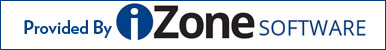 Software provided by iZone Software
